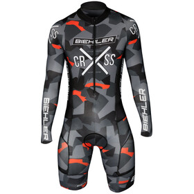 Biehler Cyclocross One Piece Heren, cross team ii